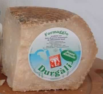 Caseificio Dorgali formaggio ovino DURGALI SENZA LATTOSIO
